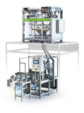 Seed Counting and Packaging Machine S-660