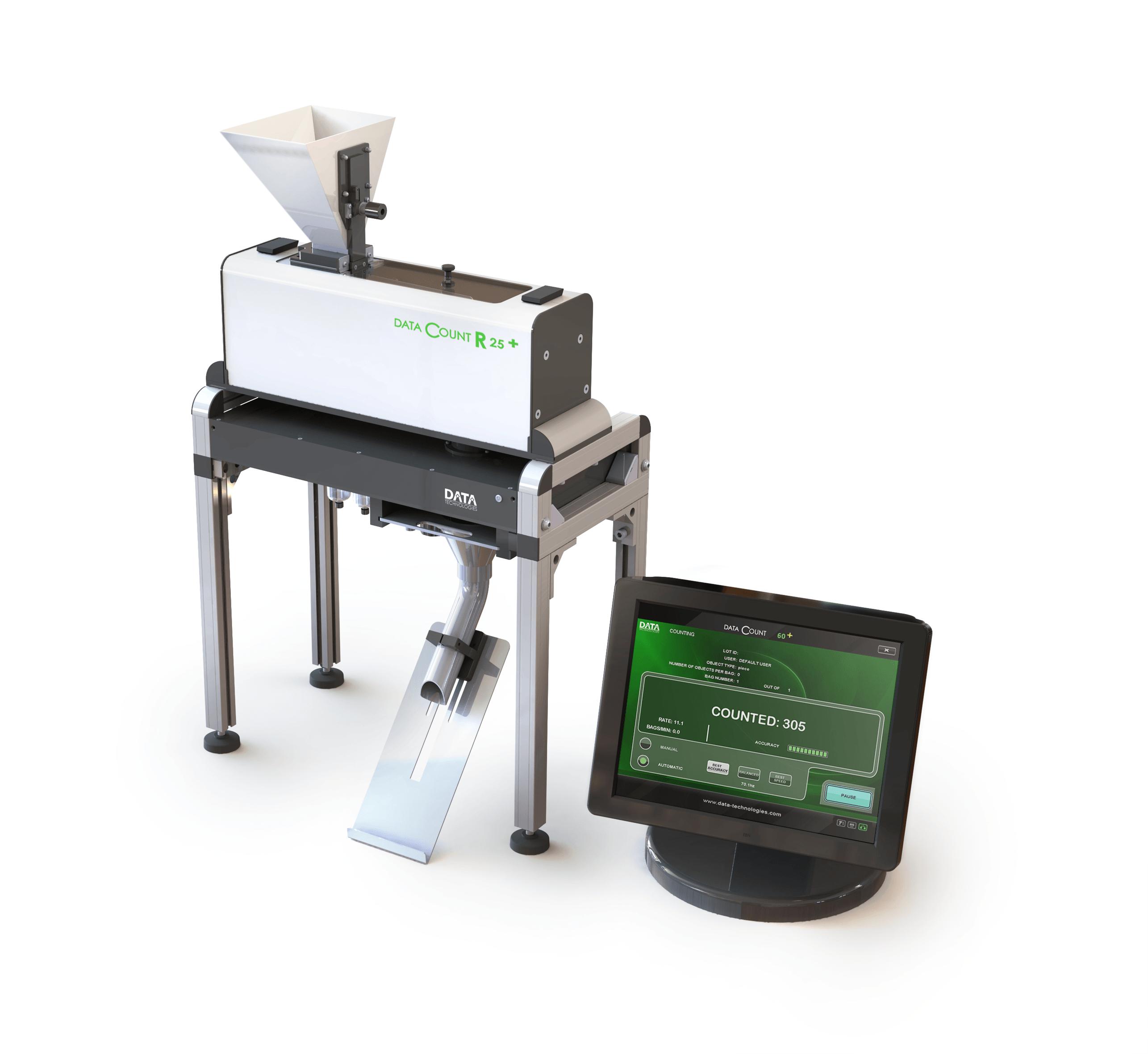 Seed Counter R-25 Plus   DATA Detection Technologies Ltd