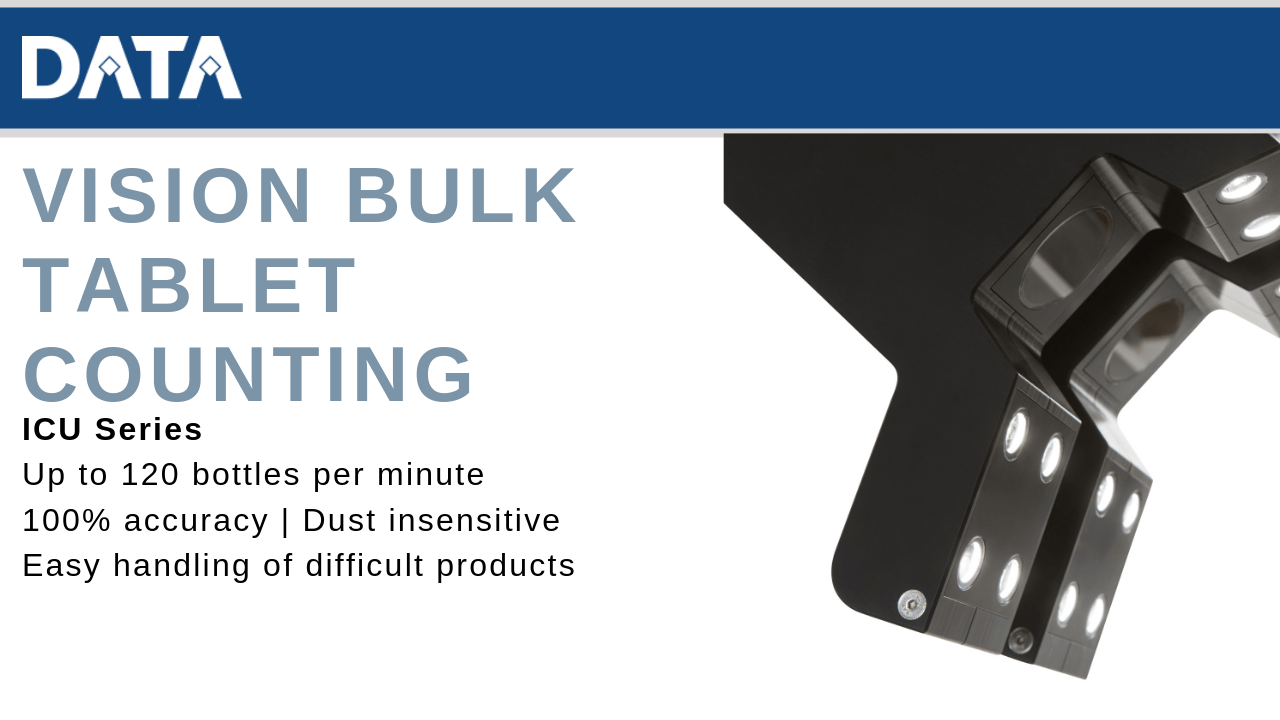 Bulk Counting Machines and Counters | DATA Technologies Ltd