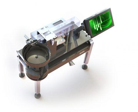 data counter with bowl feeder U25B