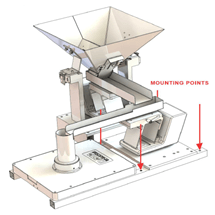 Industrial counting kit