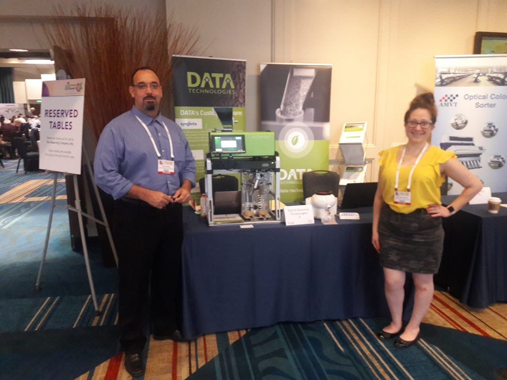 ASTA 2019 Seed Conference - Data Technologies